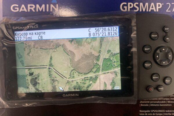 Спутниковые карты Garmin